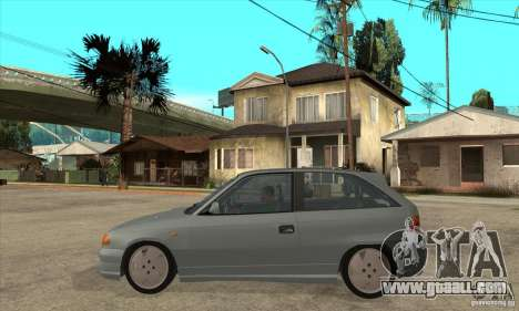 Opel Astra GSI 1993 Stock for GTA San Andreas left view