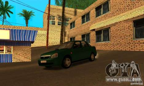Russian House texture for GTA San Andreas