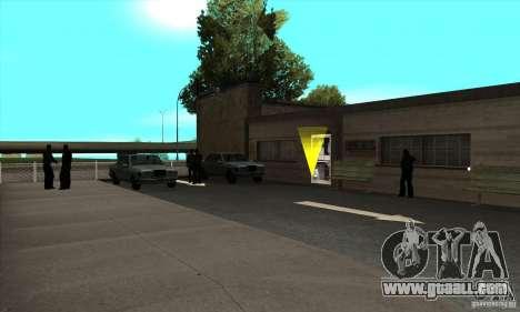 Renewal of driving schools in San Fierro for GTA San Andreas third screenshot