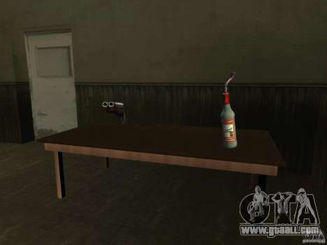 Pak domestic weapons version 2 for GTA San Andreas ninth screenshot
