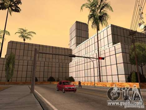 The new hospital in Los Santos for GTA San Andreas forth screenshot
