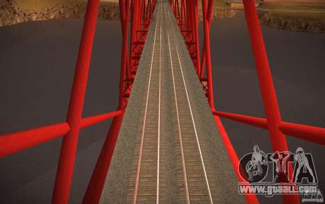 HD Tracks for GTA San Andreas forth screenshot