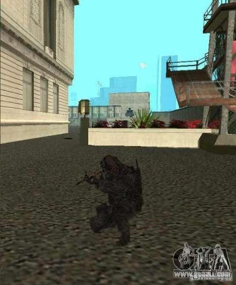 USA Army Ranger for GTA San Andreas second screenshot