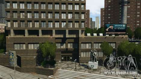 Remake second police station for GTA 4