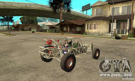 Dirt 3 Stadium Buggy for GTA San Andreas right view