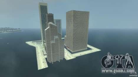 Green Island 1.0 for GTA 4