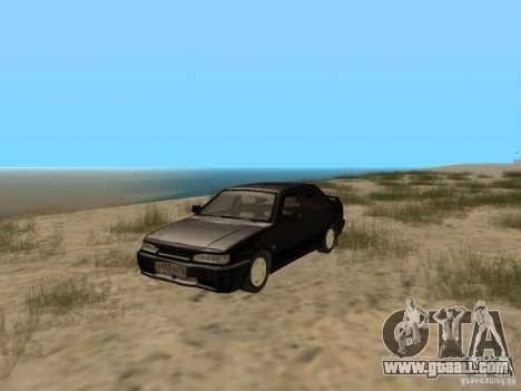 Vaz 2115 Light Tun v. 1.1 for GTA San Andreas left view