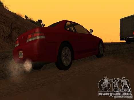 Honda Prelude Sport for GTA San Andreas right view