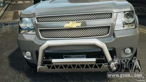 Chevrolet Suburban GMT900 2008 v1.0 for GTA 4 side view