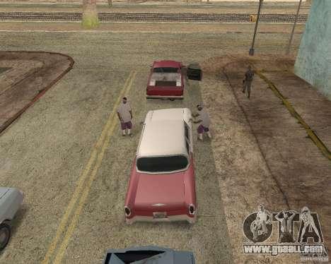 More Hostile Gangs 1.0 for GTA San Andreas second screenshot