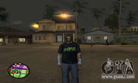 Triple H for GTA San Andreas
