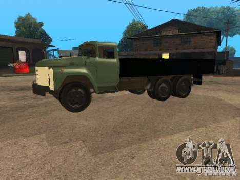 ZIL 133 for GTA San Andreas left view