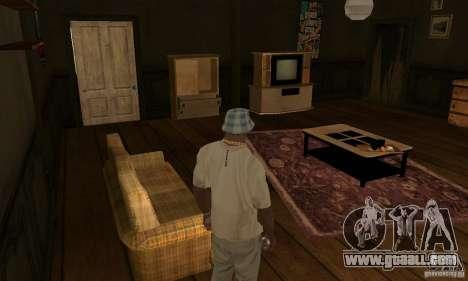 GTA SA Enterable Buildings Mod for GTA San Andreas eighth screenshot