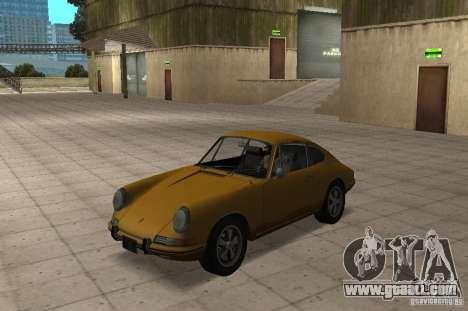 Porsche 911 S for GTA San Andreas