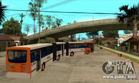 Caio Induscar Millenium II for GTA San Andreas right view