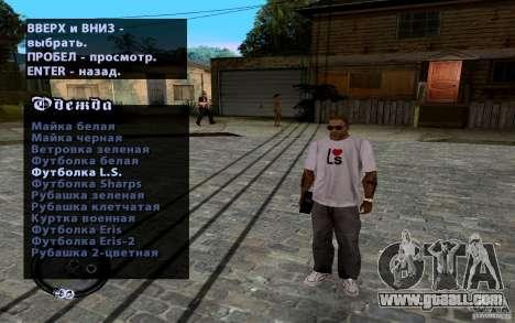 New CJ for GTA San Andreas fifth screenshot