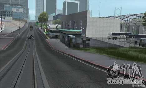 BUSmod for GTA San Andreas third screenshot