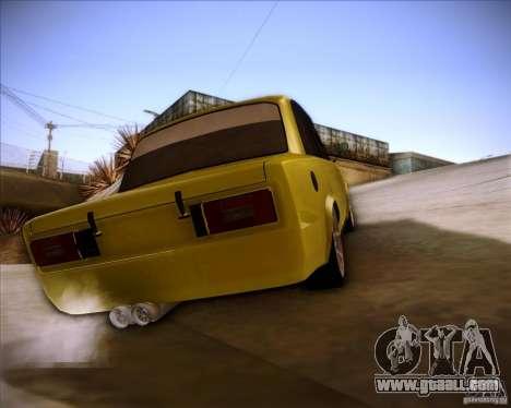 VAZ 2106 drift for GTA San Andreas left view
