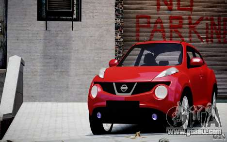 Nissan Juke for GTA 4