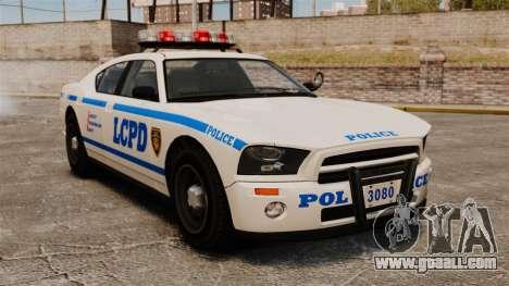 Police Buffalo ELS for GTA 4