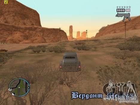 GTA IV  San andreas BETA for GTA San Andreas seventh screenshot