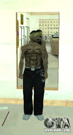 Vagos Gang Skins for GTA San Andreas forth screenshot