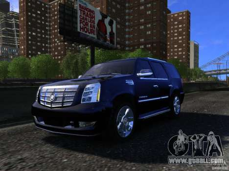 Cadillac Escalade v3 for GTA 4