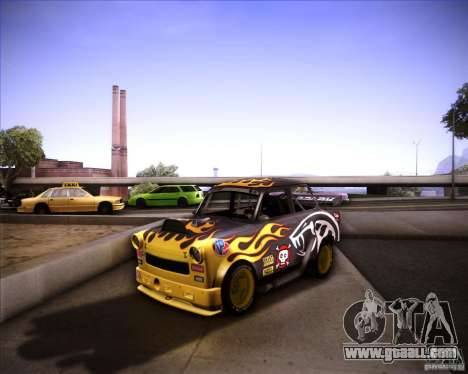 Trabant drag for GTA San Andreas