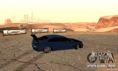 New Drift Zone for GTA San Andreas sixth screenshot