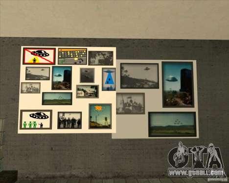 New Tavern Lil Samples for GTA San Andreas third screenshot