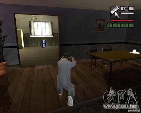 Micro UZI for GTA San Andreas third screenshot