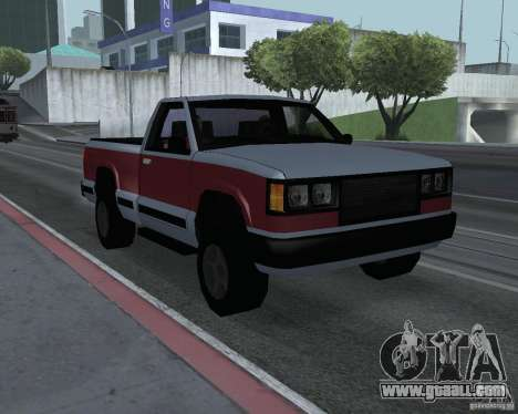 New texture machines for GTA San Andreas seventh screenshot