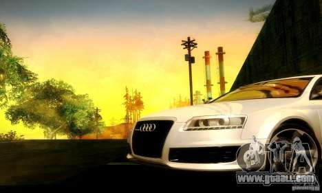 UltraThingRcm v 1.0 for GTA San Andreas eleventh screenshot