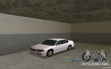 Chevrolet Impala SS 2003 for GTA Vice City left view