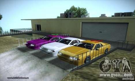 ENBSeries v5.0 Baby Blue for GTA San Andreas third screenshot