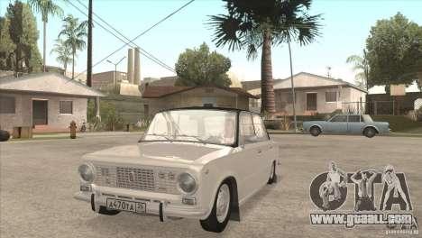 VAZ 2101 Dag for GTA San Andreas