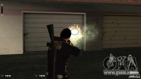 Cs 1.6 HUD for GTA San Andreas second screenshot