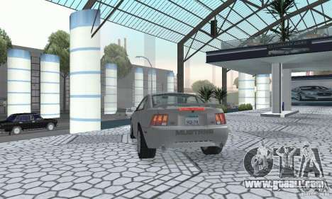 Ford Mustang GT 2003 for GTA San Andreas left view