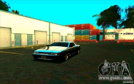 Qualitative Enbseries for GTA San Andreas