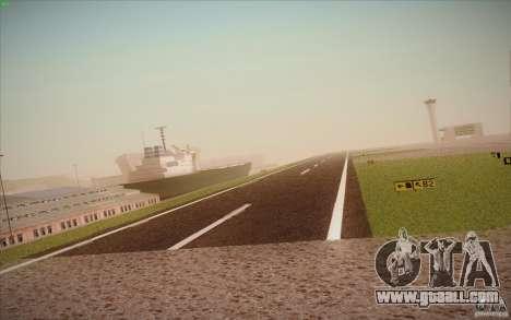 New San Fierro Airport v1.0 for GTA San Andreas eighth screenshot