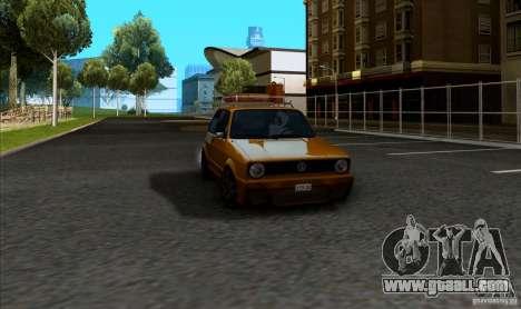 ENBSeries by HunterBoobs v1.2 for GTA San Andreas