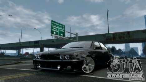 BMW M5 E39 AC Schnitzer Type II v1.0 for GTA 4