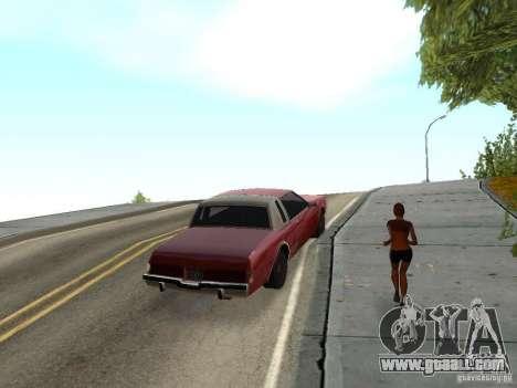 ENBSeries by Sashka911 for GTA San Andreas third screenshot
