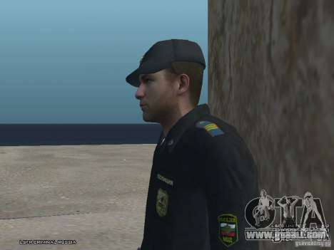 Sergeant PPP for GTA San Andreas forth screenshot