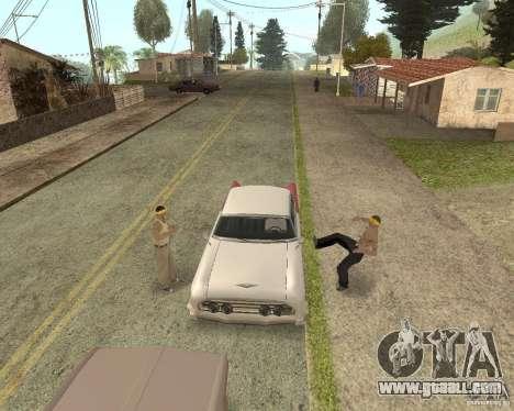 More Hostile Gangs 1.0 for GTA San Andreas ninth screenshot