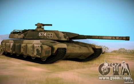 A-8 Tiger for GTA San Andreas