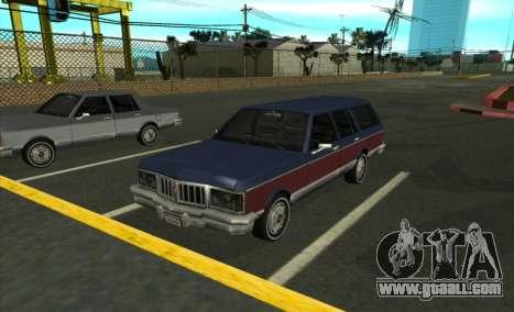 New Regina for GTA San Andreas
