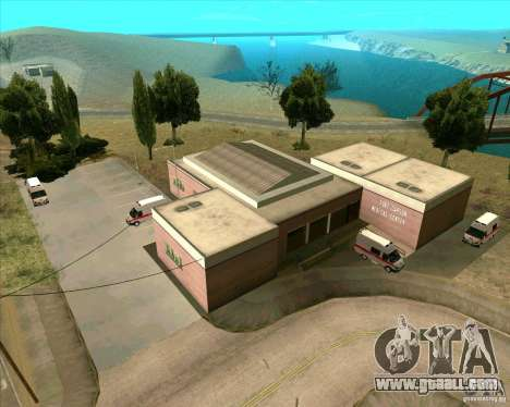 Parked vehicles v2.0 for GTA San Andreas tenth screenshot