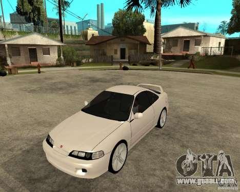 Honda Integra 1996 for GTA San Andreas