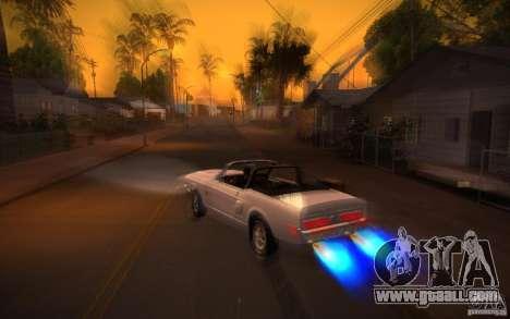 ENBSeries v1.0 By GAZelist for GTA San Andreas seventh screenshot